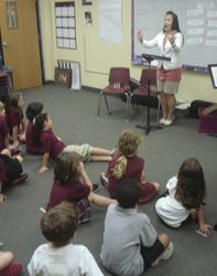 Education Outreach performance in Florida