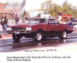 Steve Blankenship's 1971 Buick GS