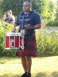 New Braunfels FD Pipes and Drums 6