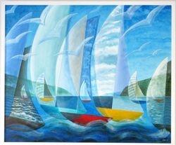 Rough Seas Calm Seas