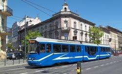 EU8N tram, on Lubicz