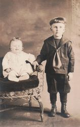George and Harold Acker
