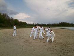 1é zelfverdedigings kumite