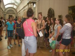 Tour of The Louvre Museum