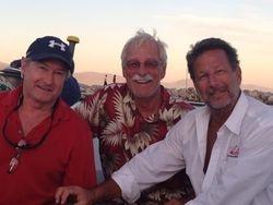 Three Amigos in Santa Barbara