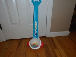 Fisher Price Brilliant Basics Corn Popper - $8