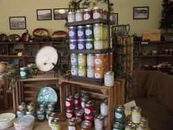 Back Creek Pottery Handmade Candles