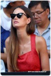 Tomas Berdych's beautiful wife Ester Satorova