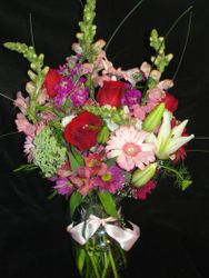 large centerpiece