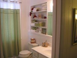bath room vacation rental