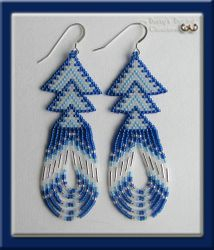 Beaded Arrowhead