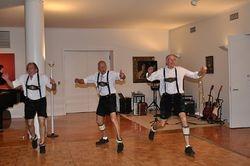 Woho & Kalendar Band at German Embassy