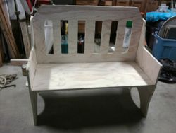 Breakdown bench 2