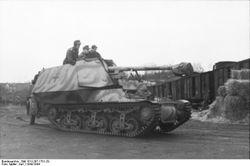 Panzerjäger. Marder I: