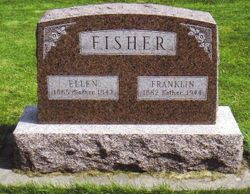 Franklin and Ellen (Smith) Fisher