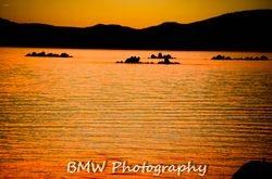 Lake Tahoe-Red & Yellow