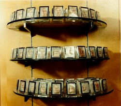 'Identiparts' installed at Myers, Sydney 2, 1998