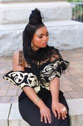 Ghana Weaving Braids Wig