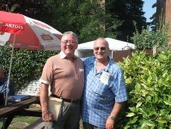 Roy St Clair and Bob Kirkwood