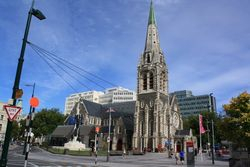 Christchurch Anglican Cathedral