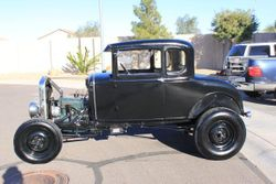 30.30 Model A coupe