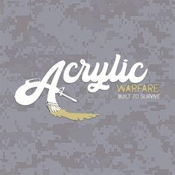 Acrylic Warfare Logo