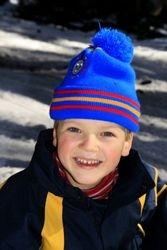 Max at Snow