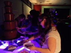 Rotherham Chocolate Fountain Hire, 40th Birthday