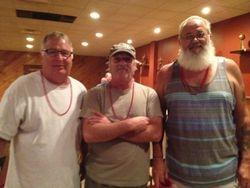 Steve Irwin, Ed Timinski, Craig Mathias
