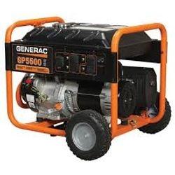$1,299.99 Generac GP8000E 5,500 watts