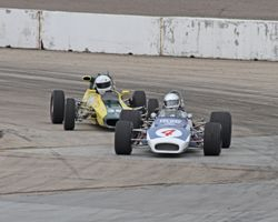 1962-1972 Sports Racing and Formula Cars under 2000cc