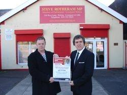 Steve Rotherham MP