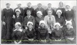 Munitition Girls. c1915.