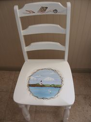 Matching Lighthouse Chair