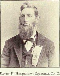 David P. Henderson