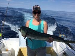 """Mahi caught offshore on the """"Walk-Around"""""""