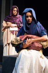 Tomasita and Indigenous Woman