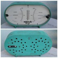 Barometras-termometras. Kaina 26