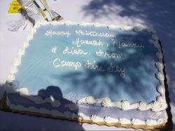 Happy Birthday from Camp Firefly!