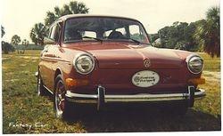 1972 Volkswagen Squareback