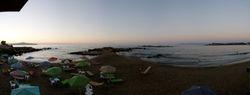 Kalamaki double beach