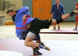 Oct 2007 sambo league finals
