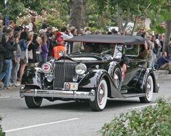 1934 Packard 1107 Phaeton