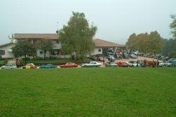 VILLA PETRIN parking area