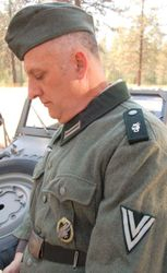 Fallschirmjäger Infantrie Kompanie: