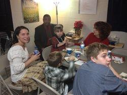 Church Fellowship Dinner At ETTE Ministries