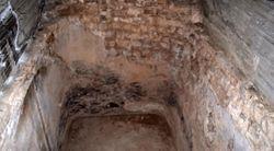 Inside the Prison of John the Baptist