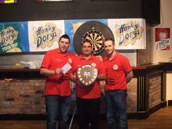 Winners C.B Archers B