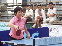 Female Champ - Wei Rong Huang