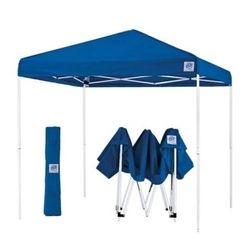 10x10 blue canopies